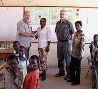 Förderung der Kamutjonga Senior Primary School