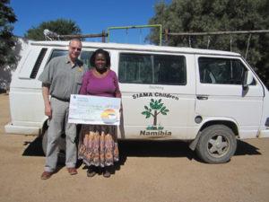 Delegation der GNA fördert neues Projekt in Omaruru