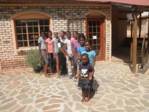 Neues Förderprojekt der GNA: Siama Children Namibia
