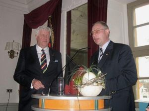Burchard Führer zum Honorarkonsul ernannt